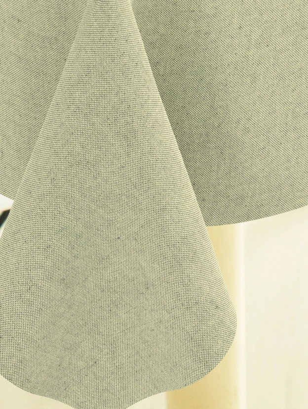 Tafelkleed Ava beige groen