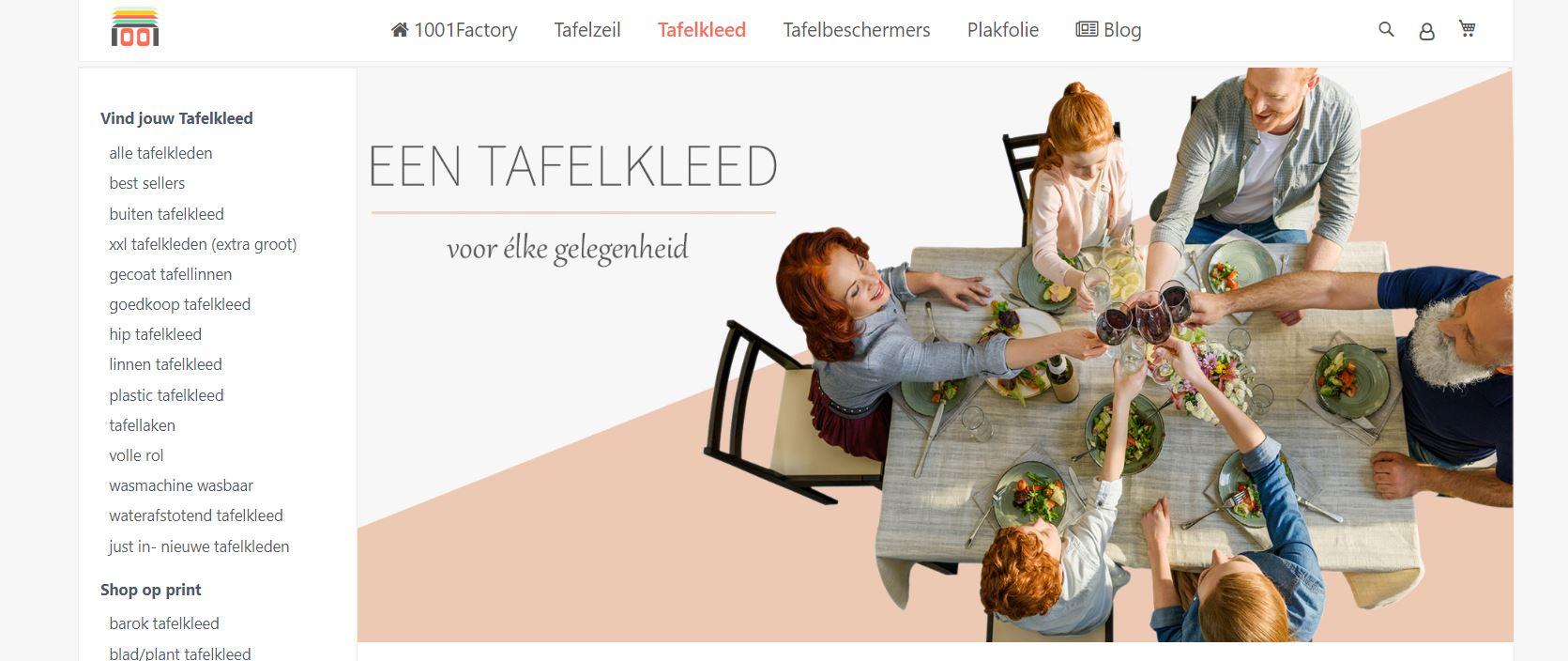 1001tafelkleden.com